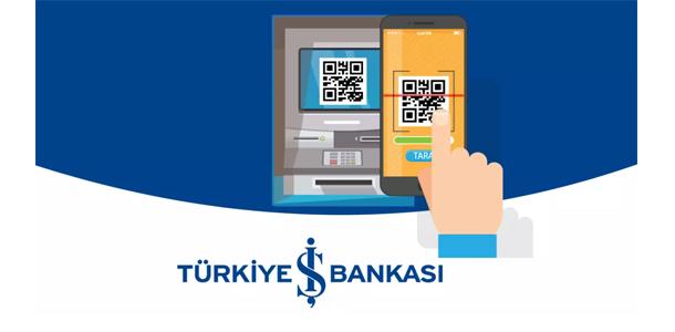 iş bankası kartsız para nasıl çekilir